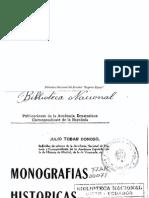 FR1 L 000715 Tobar Monografías