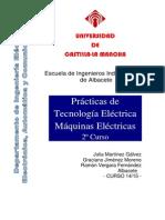 Guión  Máquinas Eléctricas