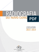 Radiografia Do Novo Congresso - Legislatura de 2015 a 2019