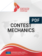 Engineering Innovations Challenge Mechanics