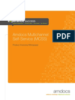Amdocs Multichannel Self Service Whitepaper