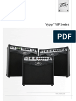 Peavey Vypyr VIP-1 Manual