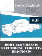 63 64 Ford Electrical Diagnosis
