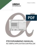 Programing Manual