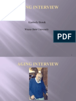 aging interview 9