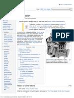 Crime Fiction - Wikipedia, The Free Encyclopedia