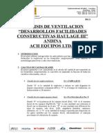 Metodologia Ventilacion Facilidades Constructivas ACH EQUIPOS