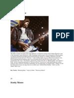 Los Mejores Guitarristas 10