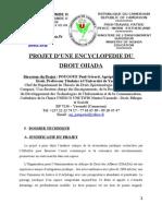 Encyclopedie Du Droit Ohada Version Web 28 Mai 2010 (Diffo)