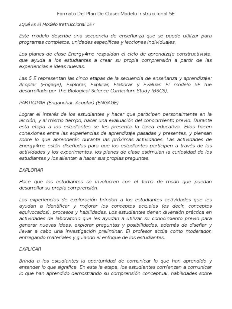 formatoplandelecciones5e-140728010044-phpapp02