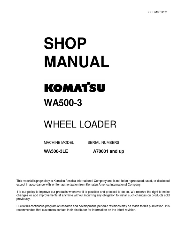 1509386947 shop manual wa500 screw electrical wiring  at n-0.co