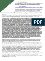 Francesco Di Noto - Fisica Quantistica, Telepatia e Altri Fenomeni Paranormali