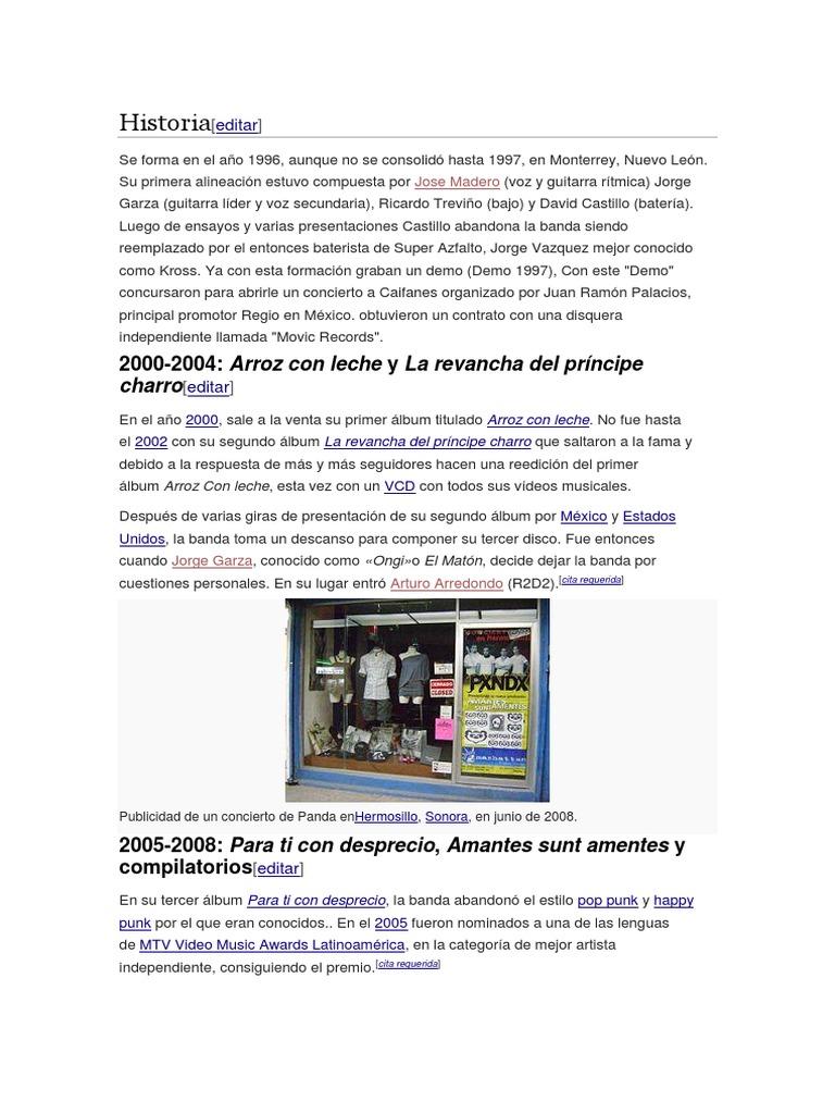 292c3887e Historia de la pxndx