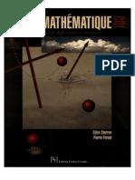 Calcul différentiel et intégral I - Mathématique 103 - 4e édition - Gilles Charron, Pierre Parent.pdf
