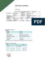 kennis portofolio max scholten p1-4 h1-4