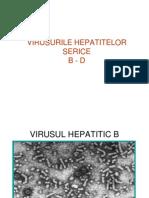 VIRUSOLOGIE HEPATITE