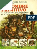 La Prehistoria Ilustrada Para Niños 03 El Hombre Primitivo a Mc Cord Plesa 1977