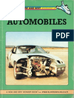 How and Why Wonder Book of Automobiles