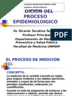 [01] Medicion Del Proceso Epidemiologico DR. TERUKINA