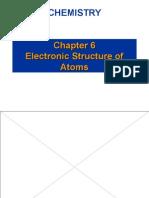 Ch. 6 Elec Struct