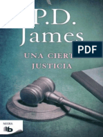 Una Cierta Justicia (Serie Dalgliesh) - PD James