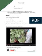 profesorado de geografia  Diferencia entre las provincias Argentinas