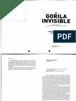 Chabris-Simons. El Gorila Invisible. Introducción y Cap.1