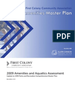 FCCA Amenities Master Plan