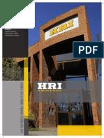 Catalogo HRI
