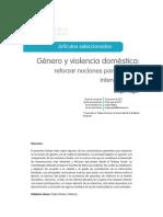 Género y Violencia Doméstica - Sergio Maglio