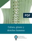 Cuadernillo Cultura Género y DDHH