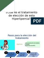 El Tratamiento de Elección