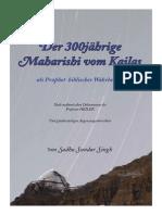 Sadhu Sundar Singh - Der 300 Jaehrige Maharischi Vom Kailas