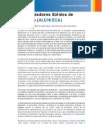 CENTRALIZADORES ALUHIECA
