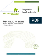 Diagnostico Legal Ambiental 2013