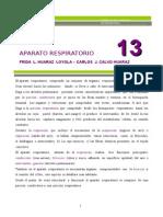 Aparato Respiratorio Capitulo 13
