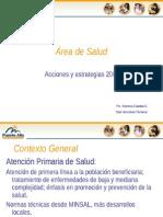 CANDIA-Puente Alto Visit