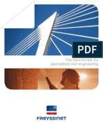 Freyssinet Group Brochure 2011