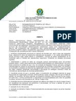 Decisão Condennatória - Máfia Sanguessugas - Cleuber Carneiro