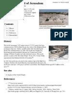 Holyland Model of Jerusalem - Wikipedia