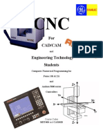 CNC for CADCAM and Technology Students