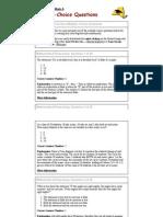 Regents Prep Math A_ Multiple-Choice Question Archive