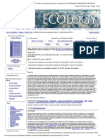 ESA online Revistas - ANÁLISE canônica de coordenadas principais_ um método útil de CONSTRAINED ORDENAÇÃO DE ECOLOGIA
