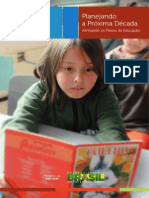 PNE Alinhando Planos Educacão