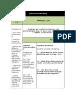 unit plan on printmaking