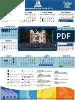 calendario de ciclo escolar