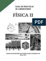 Manual de Practicas de Laboratorio Fisica II