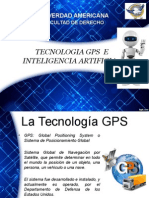 Tecnología GPS e I A