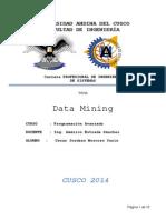 Monografia Data Mining
