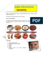 La Alergia Alimentaria Infantil